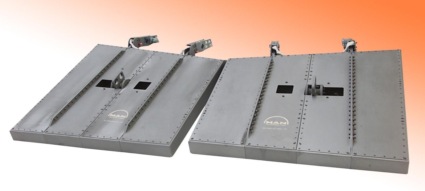 Ceramic Radiation Shields