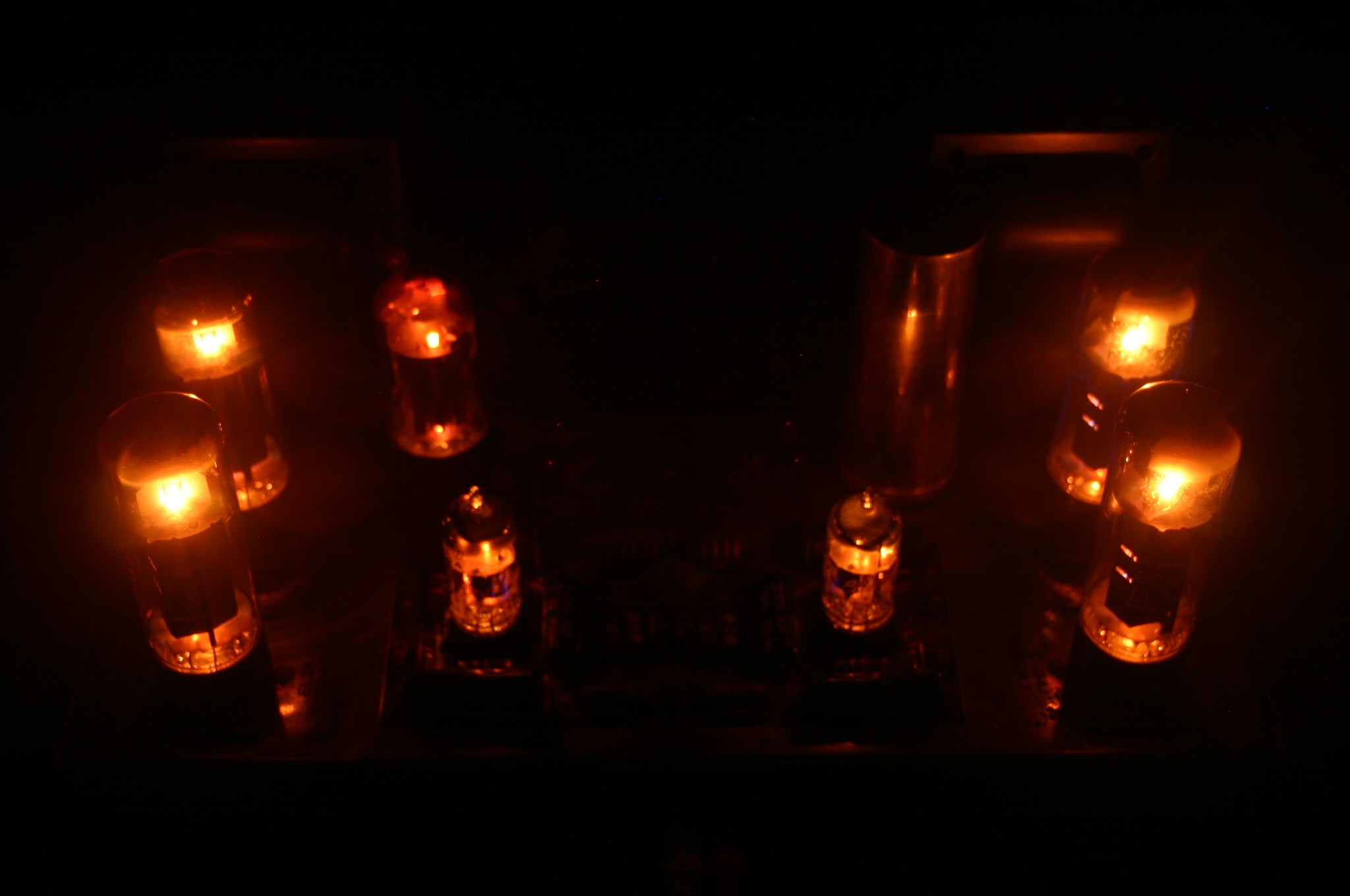 Tubes To Transistors Its Not In The Numbers Transistor Push Pull Power Amplifier