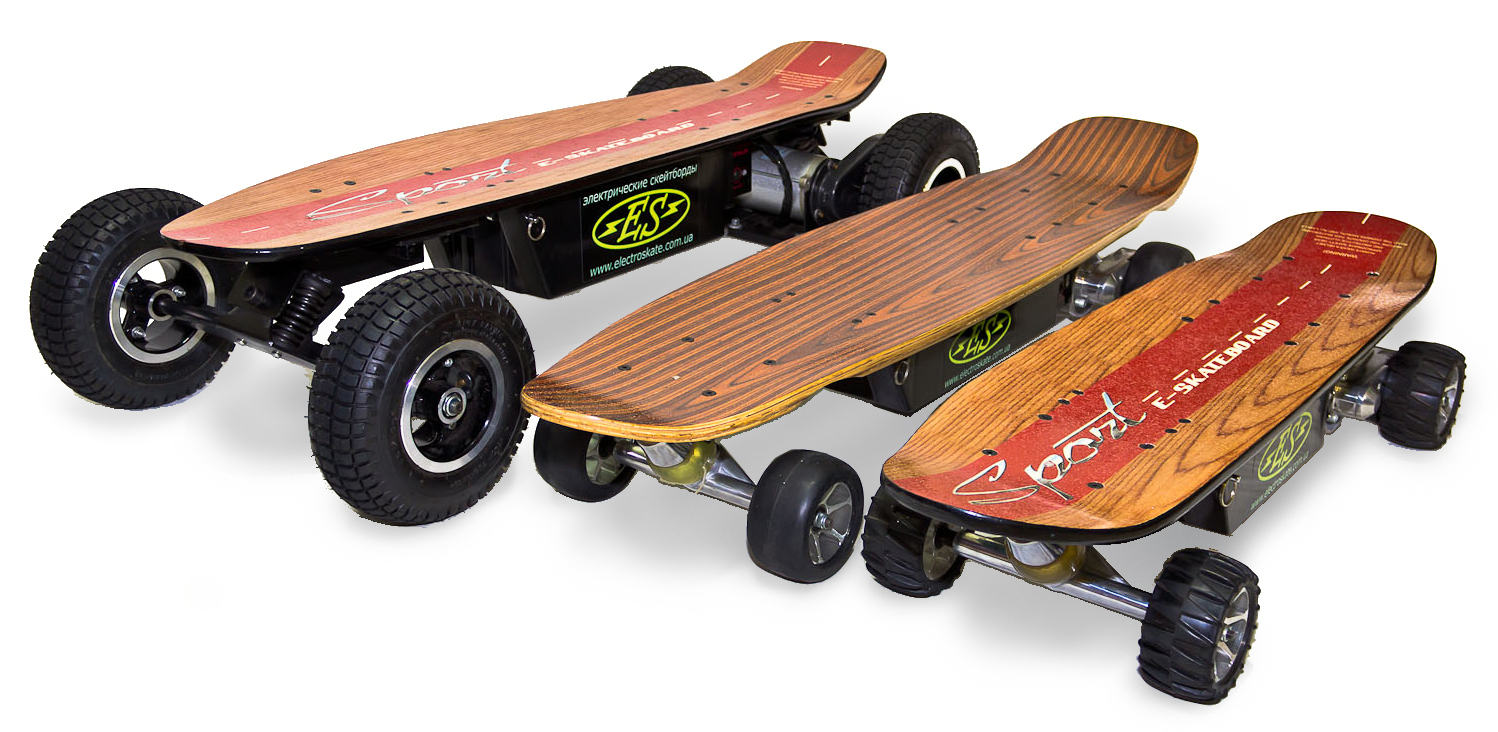 Boosted Electric Longboards