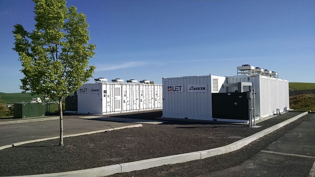 Grid Battery Storage Options