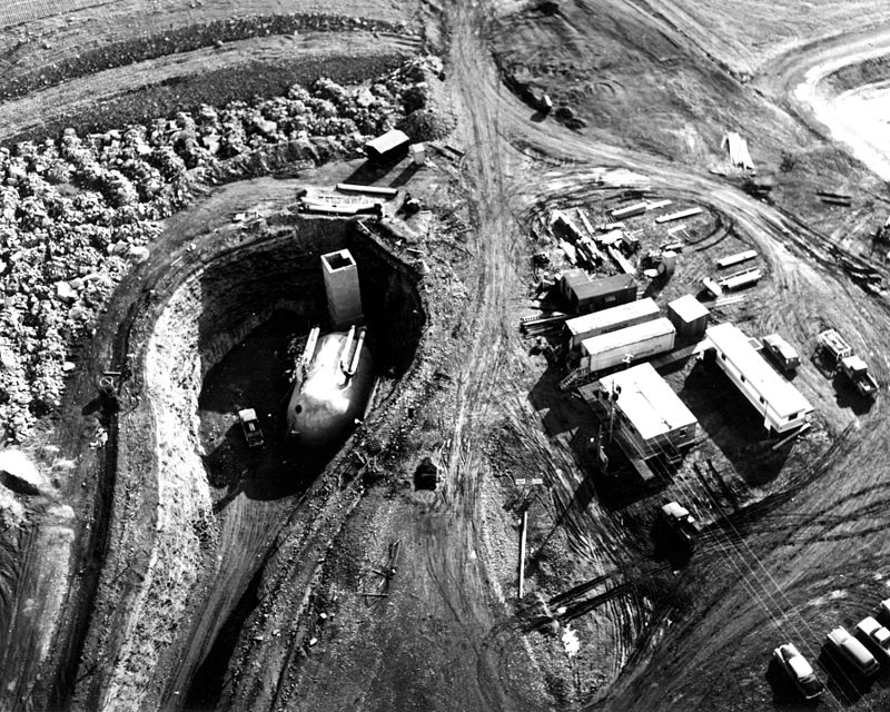 A History of Nuclear Weapon Storage in Montana