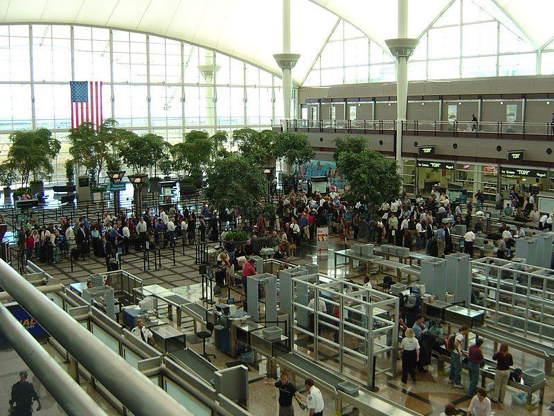 Radiation Exposure in TSA Airport Full Body Scanners