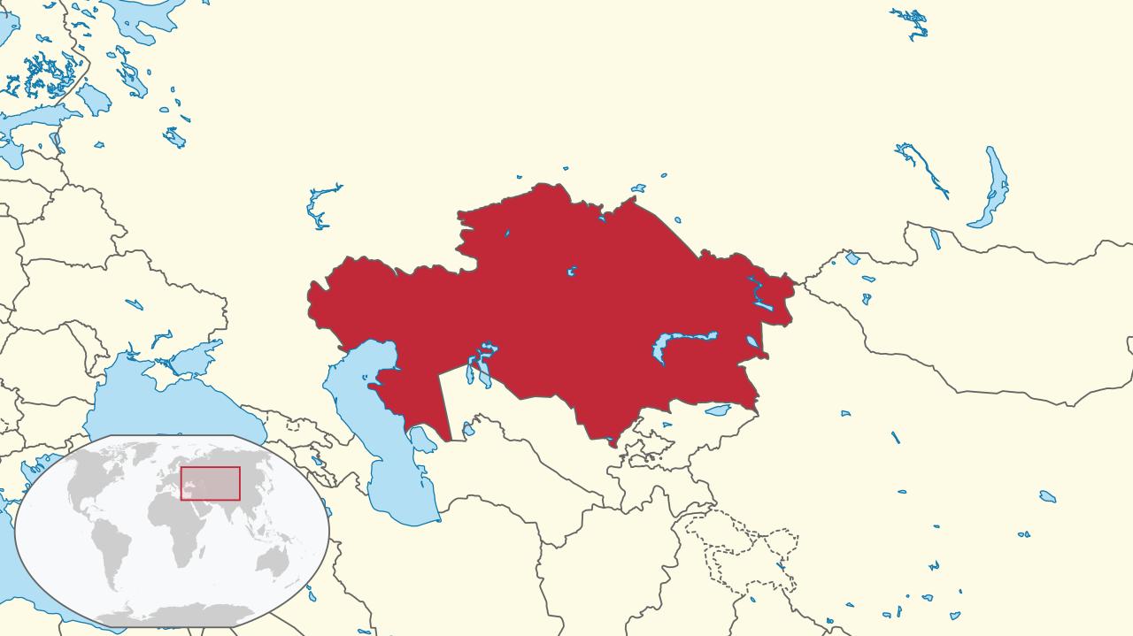 Uranium Mineral Mining in Kazakhstan
