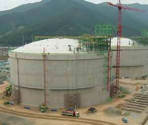 Design And Analysis Of Above Ground Full Containment Lng