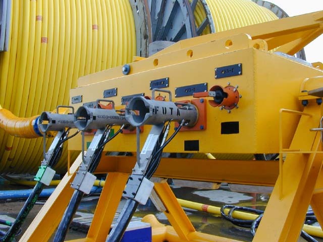 Oceaneering - Umbilical Connection Systems